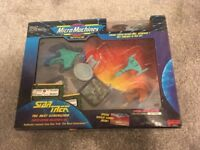 Boxed Star Trek Micro Machines