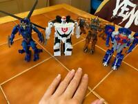 Transformers Flip and change X4