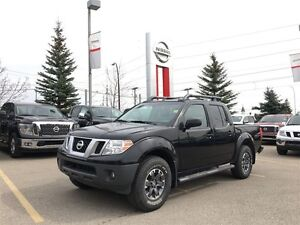 2015 Nissan Frontier PRO-4X LEATHER NAVIGATION