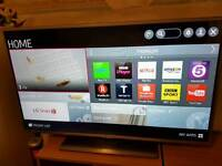 Lg 42 inch full hd led smart tv