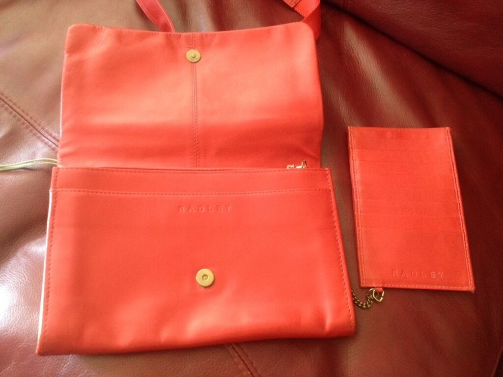 Radley Red Shoulder Bag 101