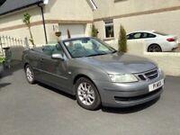 Saab, 9-3, Convertible, 2005, Manual, 1998 (cc), 2 doors