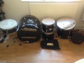 HALF A DRUM KIT NEED GONE ASAP!