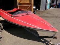 12ft Fletcher Speedboat Project