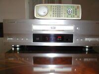 High Quality Multi Region Pioneer DV-717 DVD & CD Player