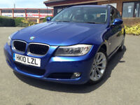 Well maintained family car with extras and excelent driving. BMW 318i