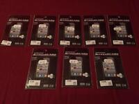 8x iPhone 4 Screen guards