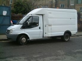 FORD TRANSIT 350 MWB BT WORKSHOP SERVICE HISTORY