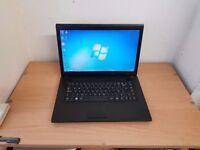 Samsung Laptop Microsoft Windows 7 Office 3GB RAM Wifi 320GB HDD