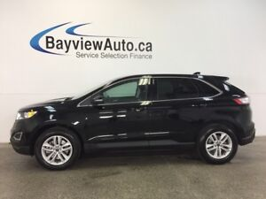 2017 Ford EDGE SEL- AWD|KEYPAD ENTRY|HTD SEATS|REV CAM|SYNC!
