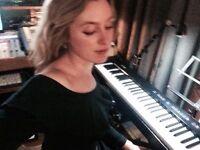 Singer-songwriter Kat Rose Seeks Band