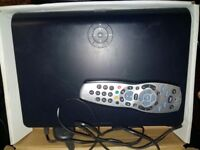 Urgent sale £10 sky hd box with remote contact 07488706083