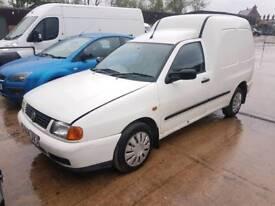 2004 vw caddy 1.9 sdi diesel