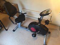 Olympus Sport Exercise Machine (Recumbent Position) *Sold*