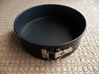 Non-Stick Springform Round Cake Tin 9 inches (23cm) Baking Kitchen Cookware / Bakeware