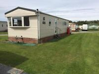Static holiday home for sale 12 Month season pet friendly park