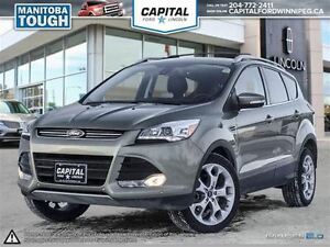2013 Ford Escape Titanium 4WD **Heated Seats-Moonroof-Nav**