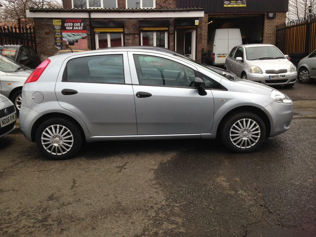 2007 fiat grande punto 1 2 active in gateshead tyne and wear gumtree. Black Bedroom Furniture Sets. Home Design Ideas