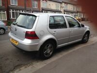 Golf 2002 1.9 Turbo Diesel Mint Runner