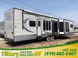 2019 HY-LINE HY42 IKEB PARK MODEL TRAVEL-TRAILER