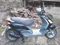 Piaggio Fly 100 scooter