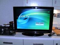 Full HD LCD DVD Combi