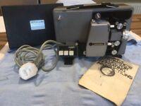 Hanimex Load- Matic 8mm Projector