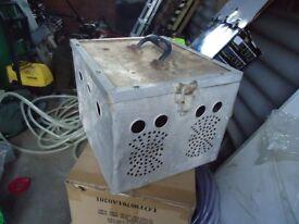 bird carrier box