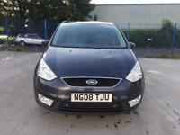FORD GALAXY 2008 2.0 TDCi ZETEC, FULL SERVICE HISTORY, AUTOMATIC, ONE PREVIOUS OWNER, LONG MOT