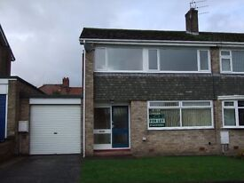 3 Bedroom home with gardens and garage