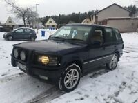 Range Rover Vogue(With buisness Sat Nav - RARE)