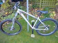 Specialized Myka DownHill Hardtail Mountain Bike w/ Fox Forks