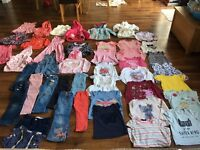 Girls clothes bundle Age 3-4years