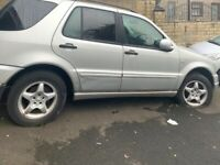Mercedes ML- for repairs or parts