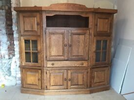 **Sensible offers **Solid wood cabinet