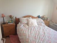 Double room in lovely quiet village location