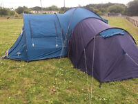 Tent. Vango colorado 800 DLX