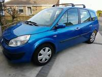 Renault grand scenic 1.5dci 7-seater