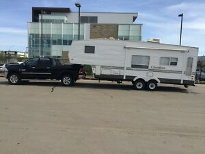 2003 Fifth Wheel 27.5 ft Forest River Cherokee for Sale