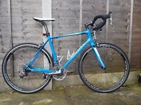 Giant Defy 1 in excellent condition - upgrades inc. Fulcrum wheels, Ultegra brakes and pedals - £450