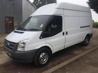 FORD TRANSIT 115 T350L LWB HIGH ROOF RWD ELECTRIC WINDOWS NO VAT