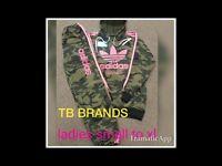 Women's Adidas Camo Tracksuit BNWT