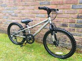 Boys mountain bike 20inch wheels