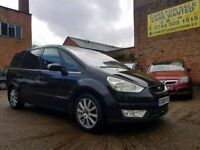2008 Ford Galaxy Ghia 2.0 TDCI 143 BHP - 7 Seater - 3 Months Warranty