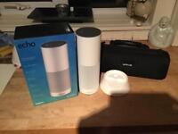 Amazon Echo boxed like new