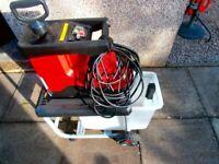 COBRA QS2500 2500W ELECTRIC QUIET GARDEN SHREDDER CHIPPER FOR UP TO 40MM WASTE