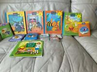 Pooh Bear Books