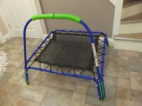 Kid's Junior Indoor / Outdoor Trampoline