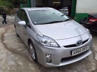 1 OWNER 2011 TOYOTA PRIUS VVT-I AUTO HYBRD IDEAL FOR PCO /TAXI, £0 TAX, 31000 GENUINE MILES. FINANCE