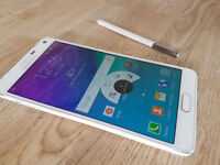 Samsung Galaxy Note 4 32g White Unlocked SM-N910F